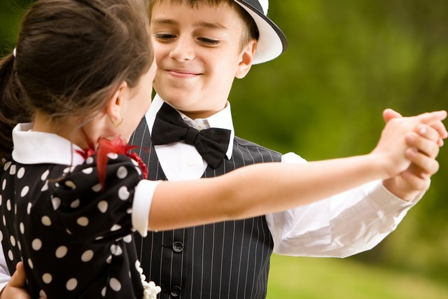 Plesni tečajevi za djecu i mladež