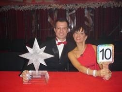 Ksenija i Nicolas – Ples sa zvijezdama – Božić 2010.