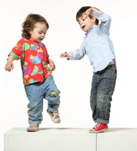 Plesna igraonica za najmlađe