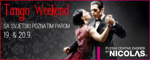 Argentinski tango - Argentine Tango Weekend