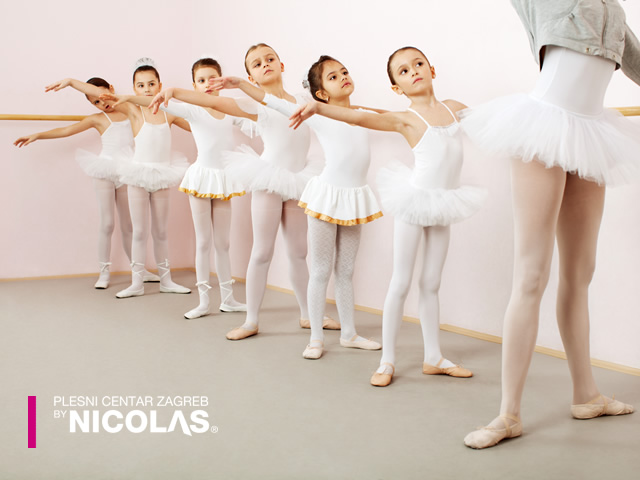 ballet lessons for kids and adults