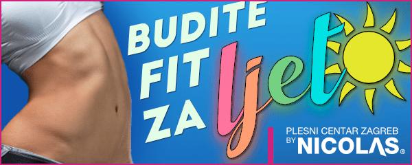 Zumba - budite fit za ljeto