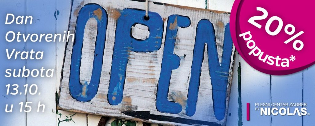 Dan Otvorenih Vrata Plesnog centra zagreb by Nicolas