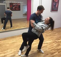 pcz blog Ivan i Željka - mladenci - plesni tečaj u PCZ by Nicolas