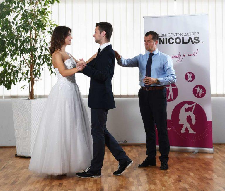Mladenci 3 PCZ by Nicolas - plesni tečajevi za mladence