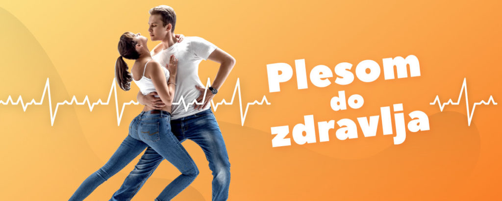 Plesom do zdravlja - plešite i ostanite zdravi - PCZ by Nicolas