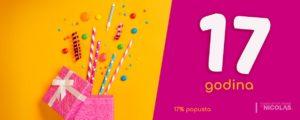 PCZ by Nicolas slavi 17. rođendan