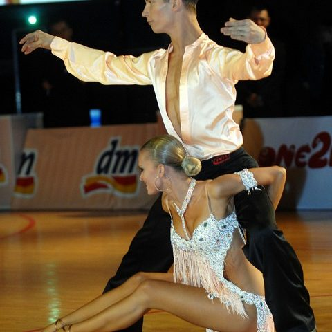 Radost sportskog plesa